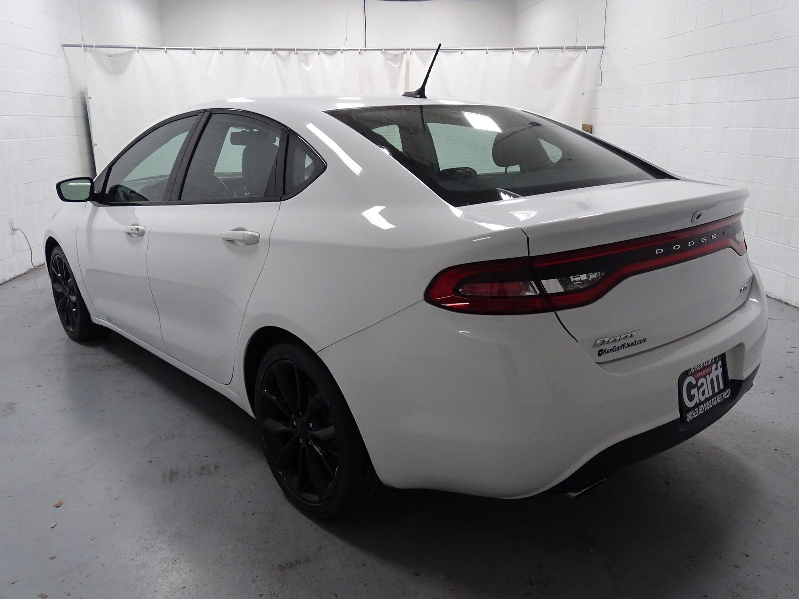 Certified Pre Owned 2016 Dodge Dart Gt