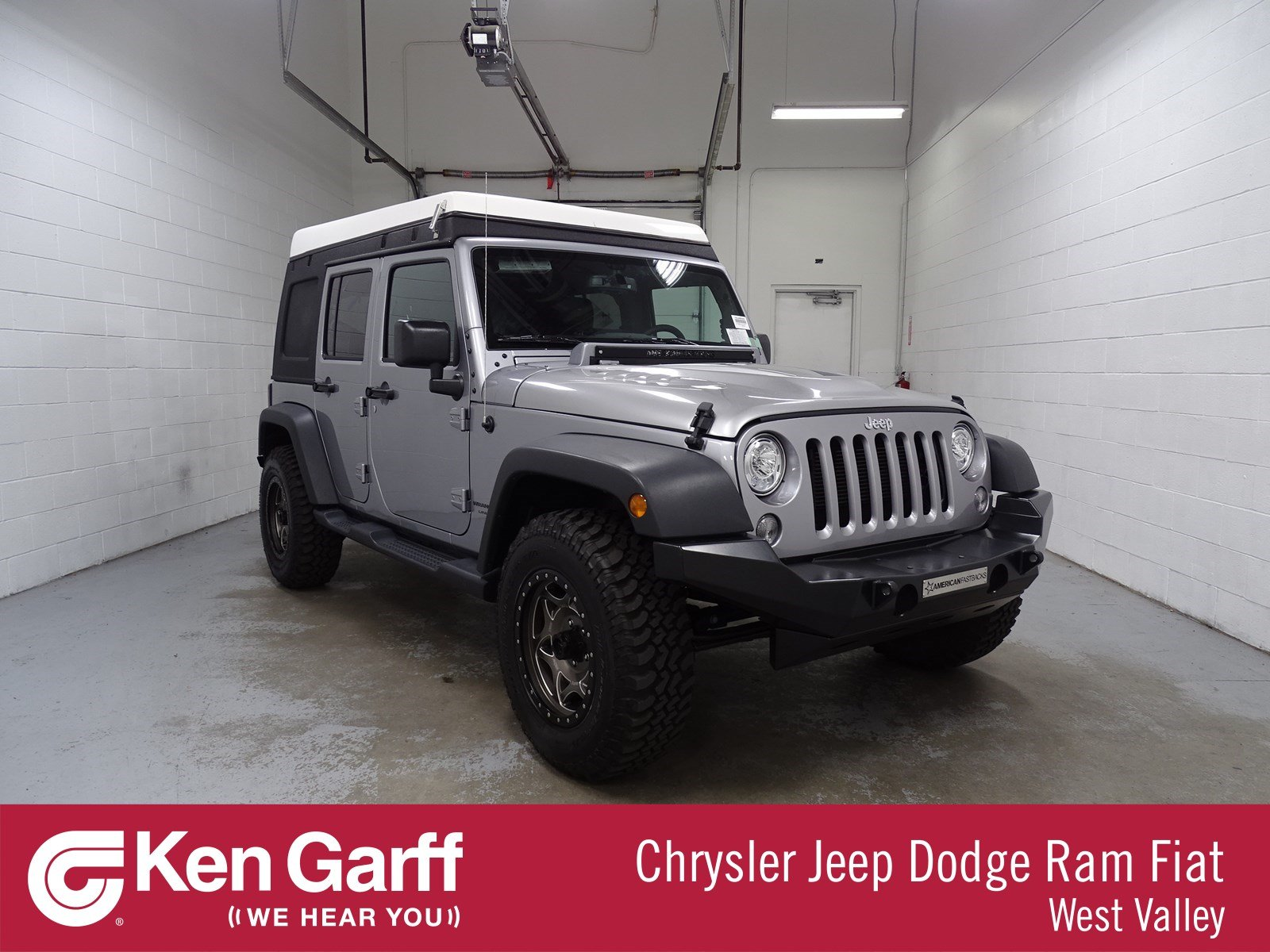 Pre-Owned 2018 Jeep Wrangler JK Unlimited Rubicon