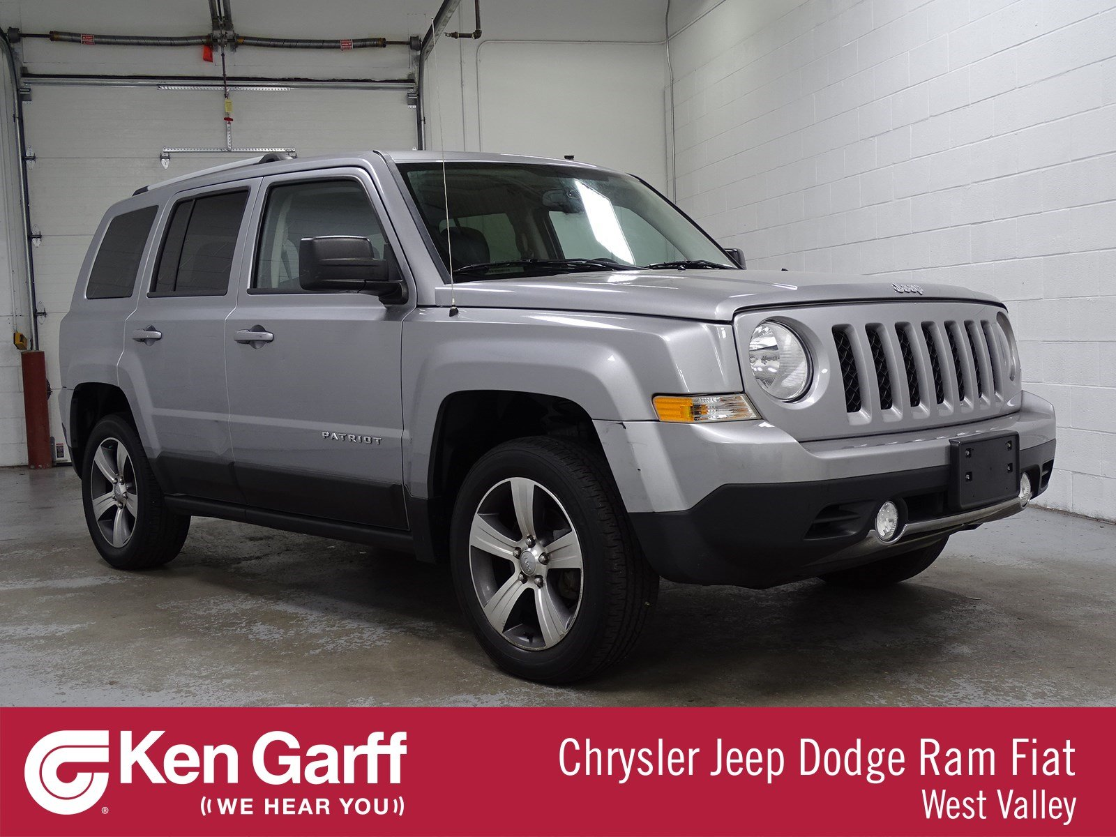 Certified Pre-Owned 2016 Jeep Patriot High Altitude Edition