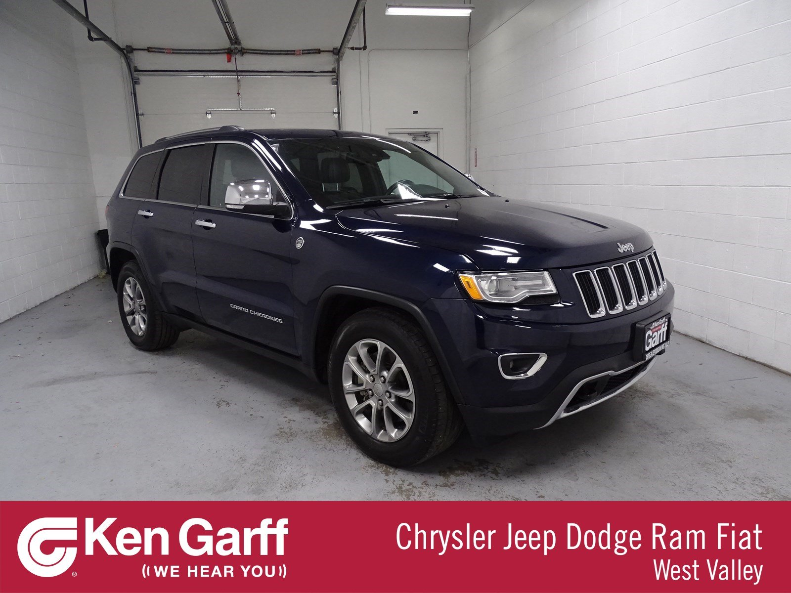 Pre Owned 2015 Jeep Grand Cherokee Limited Sport Utility In West Towing Wire Harness Hook Up