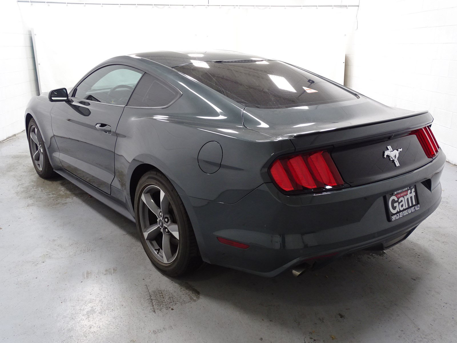 Pre Owned 2016 Ford Mustang V6 2dr Car in WEST VALLEY CITY 1DW8319