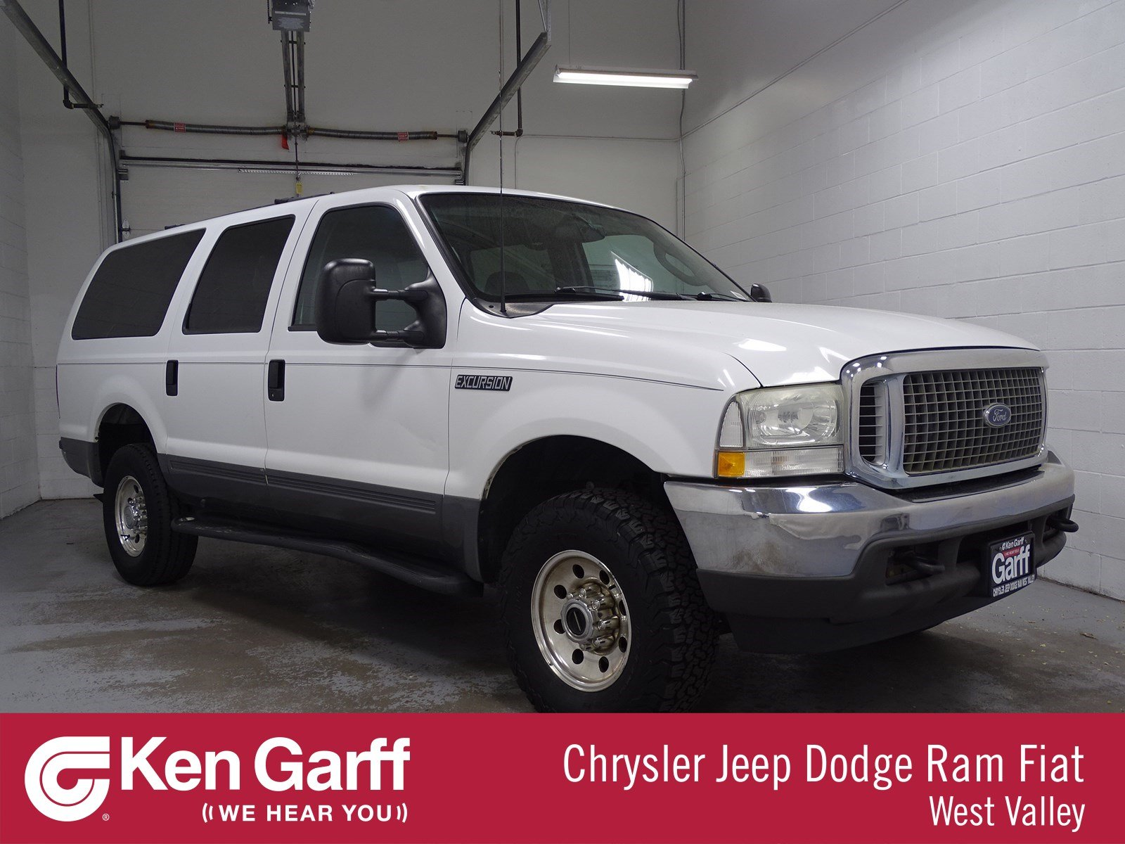 Pre-Owned 2003 Ford Excursion XLT