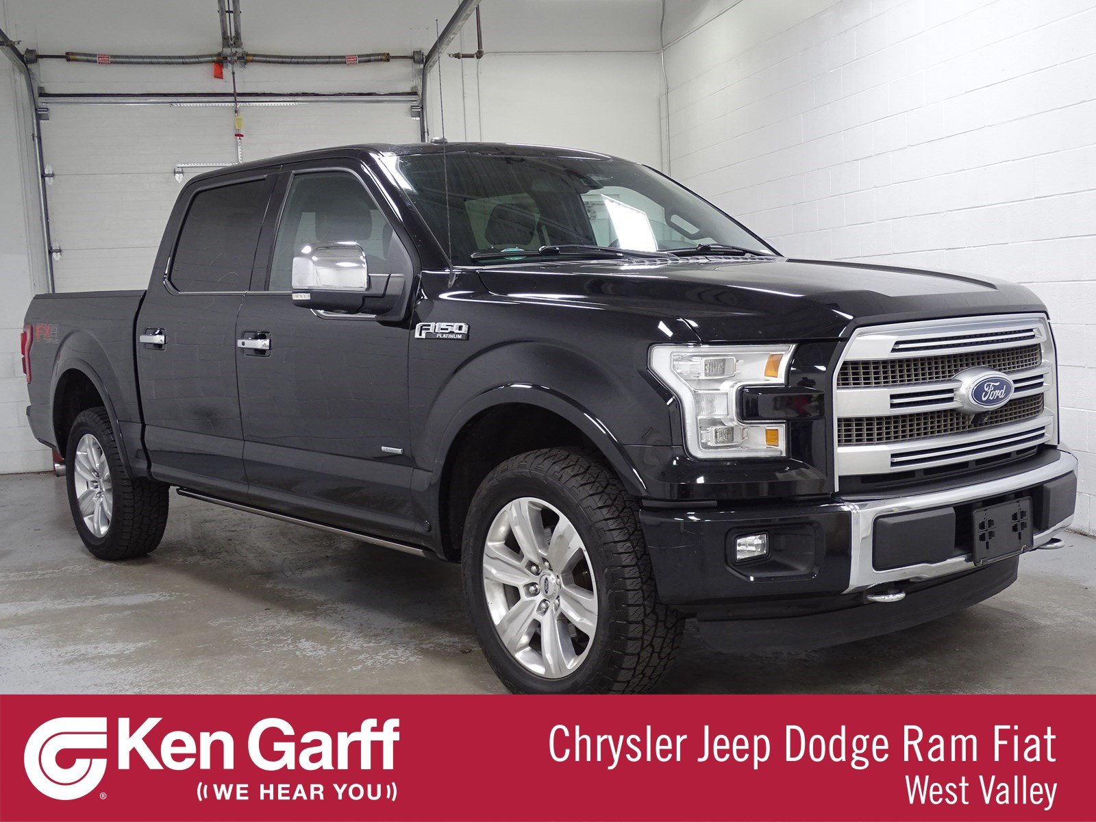 2016 Ford F 150 Release Date >> Pre Owned 2016 Ford F 150 4wd Supercrew 4wd
