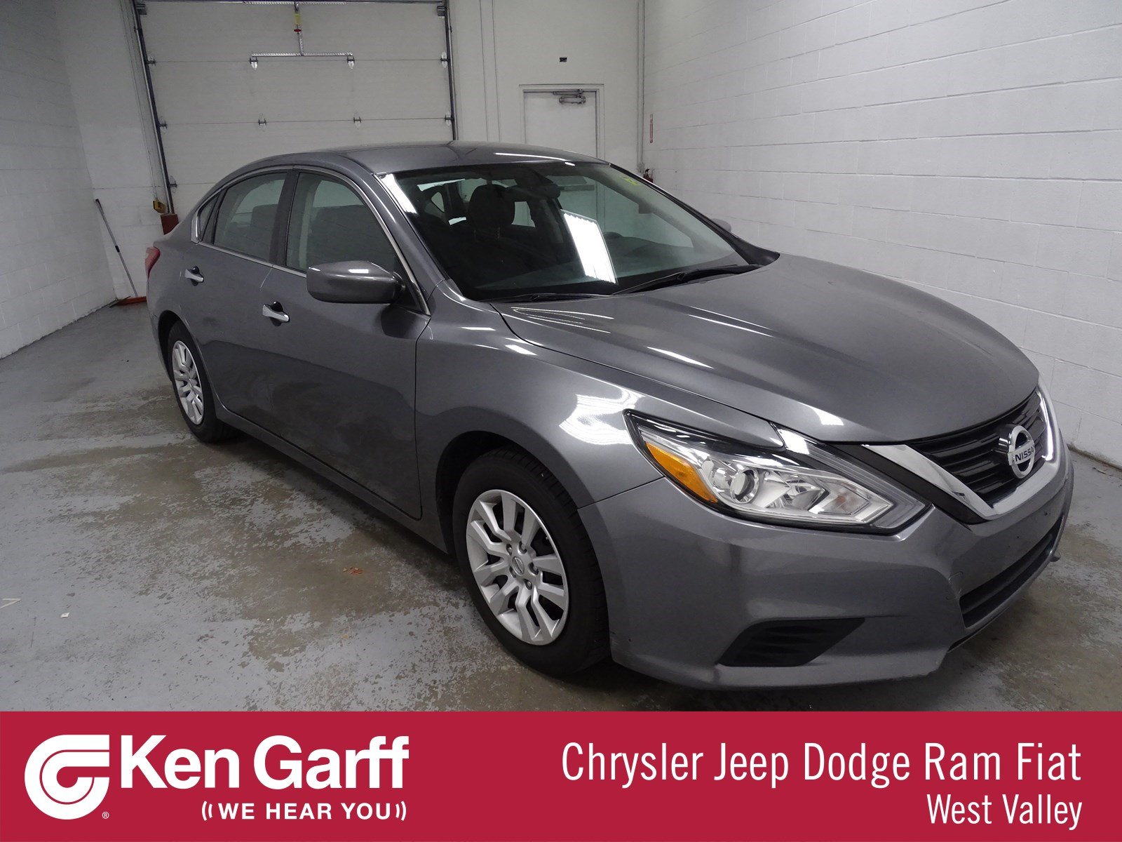 Pre Owned 2016 Nissan Altima 4dr Sdn I4 2 5 S