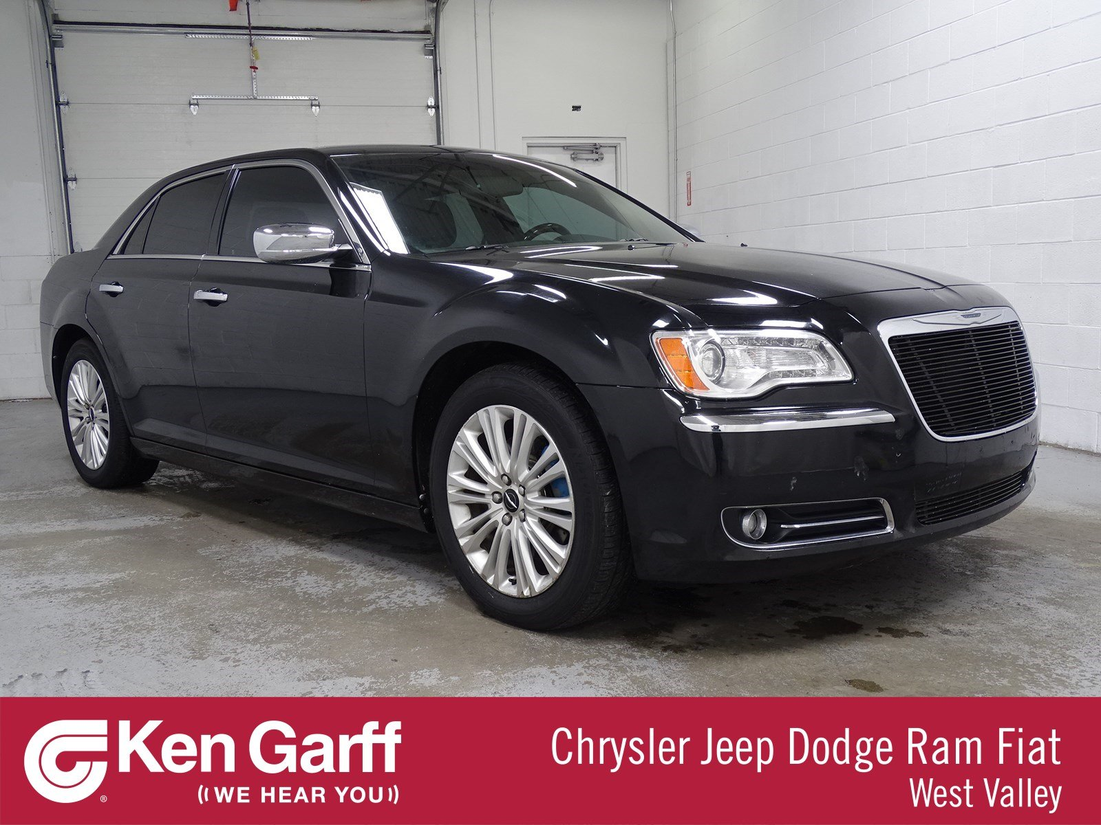 Certified Pre-Owned 2014 Chrysler 300 300C
