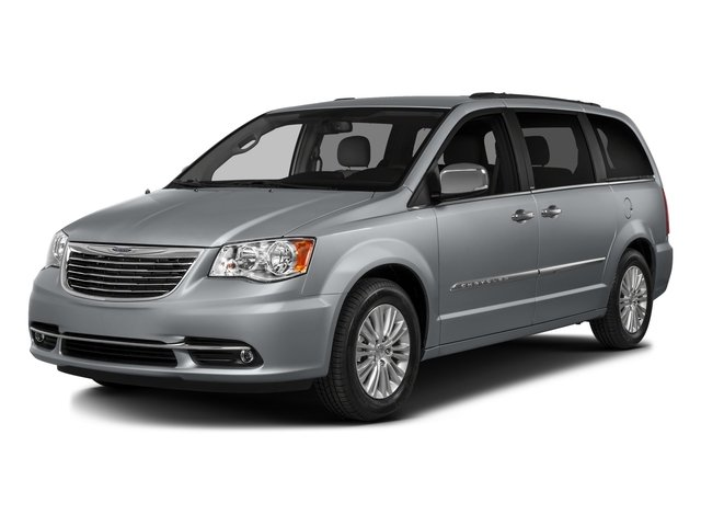 Pre-Owned 2016 Chrysler Town & Country Touring-L Anniversary Edition