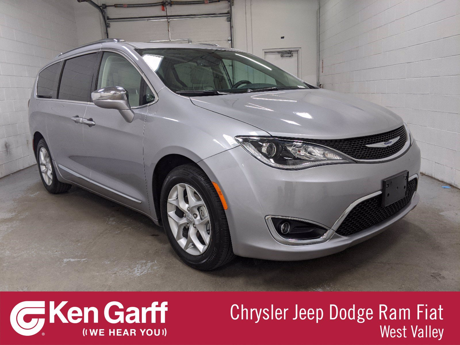 Certified Pre-Owned 2020 Chrysler Pacifica Limited