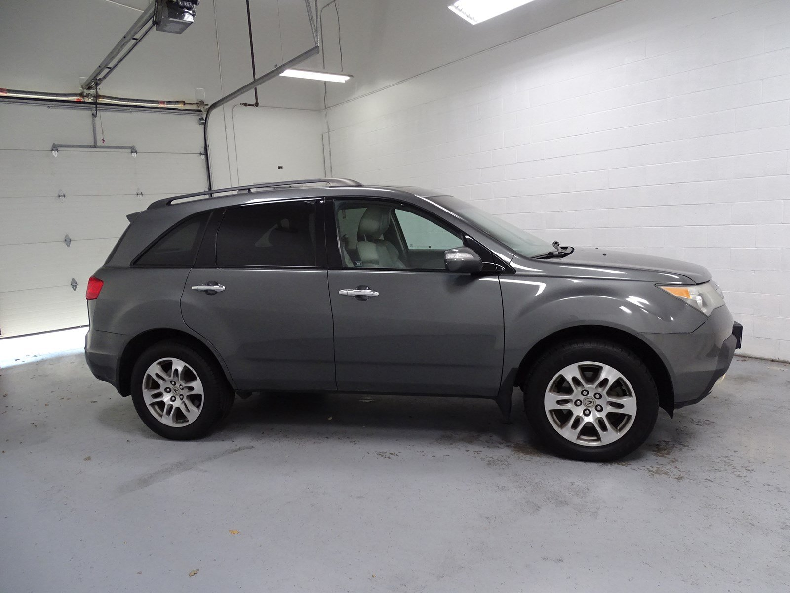 Pre Owned 2008 Acura MDX 3 7L Sport Utility in WEST VALLEY CITY