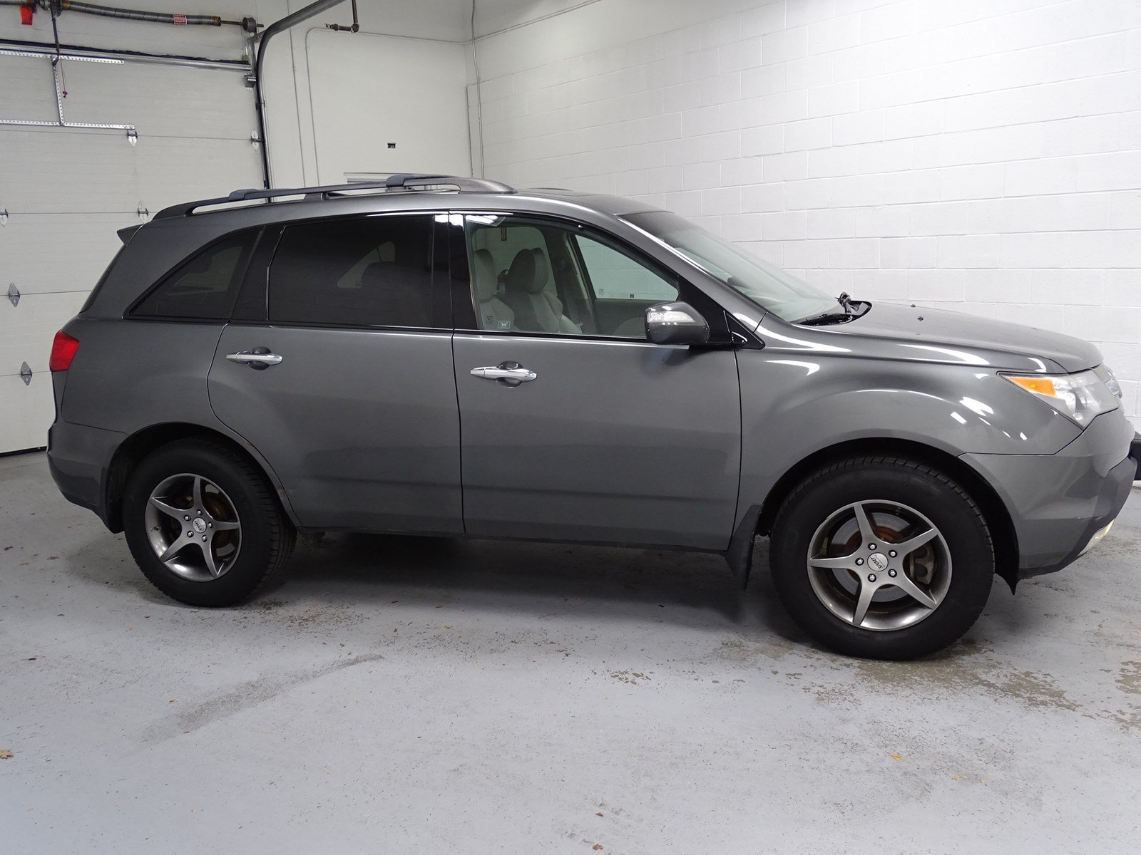 Pre Owned 2007 Acura MDX Sport Entertainment Pkg Sport Utility in