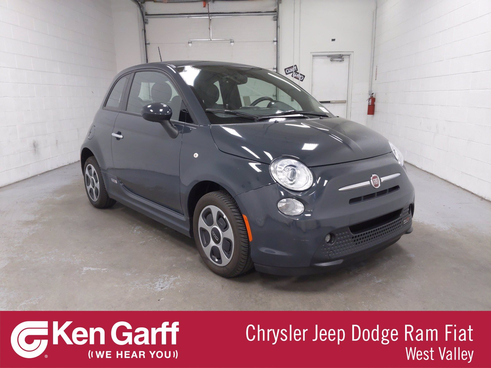 Pre-Owned 2018 FIAT 500e HATCH
