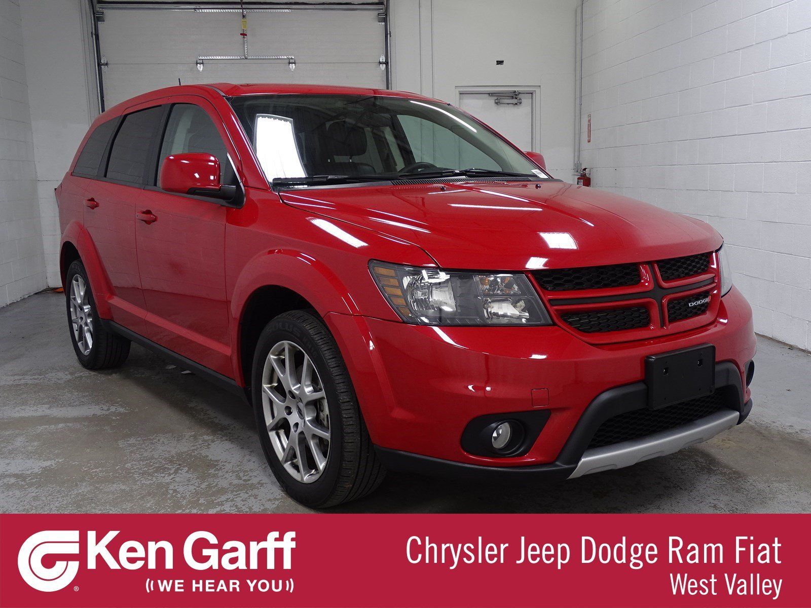 Pre Owned 2018 Dodge Journey Gt