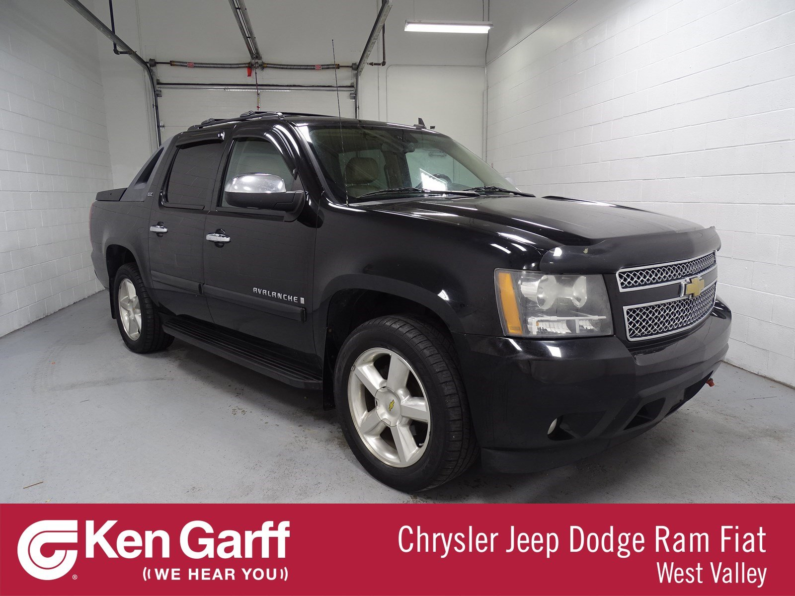 Pre Owned 2008 Chevrolet Avalanche Ltz