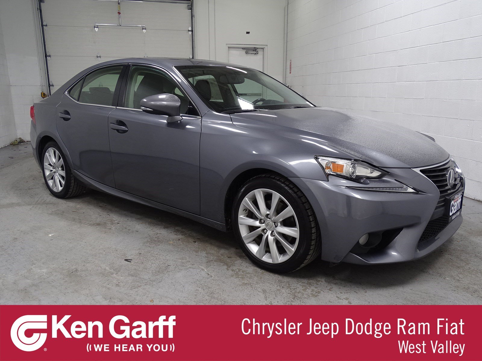 Pre-Owned 2014 Lexus IS 250 4DR SPT SDN RWD AT