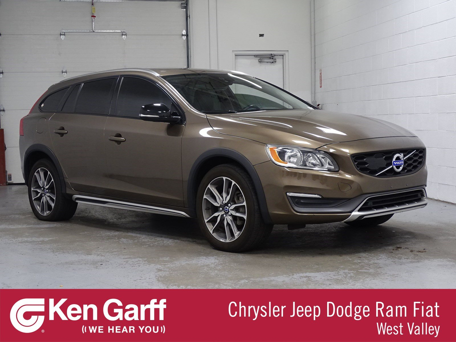 Pre-Owned 2015 Volvo V60 Cross Country T5 AWD