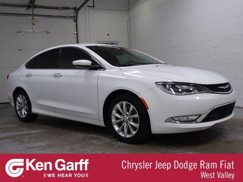 Certified Pre-Owned 2016 Chrysler 200 C
