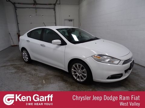 Certified Pre-Owned 2016 Dodge Dart SXT Sport