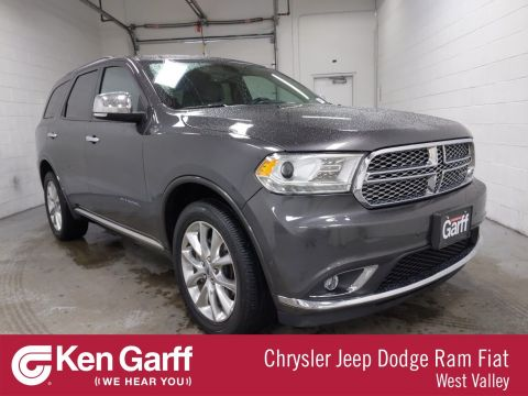 Certified Pre-Owned 2019 Dodge Durango Citadel