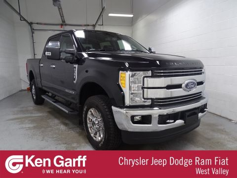Pre-Owned 2017 Ford Super Duty F-350 SRW 4WD CREW CAB