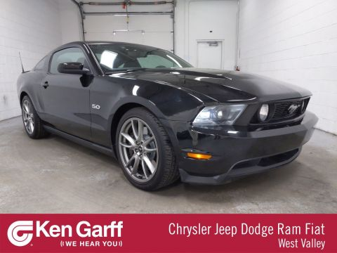 Pre-Owned 2011 Ford Mustang 2DR CPE