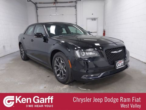 Certified Pre-Owned 2016 Chrysler 300 300S