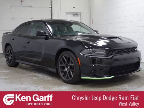 Certified Pre-Owned 2017 Dodge Charger Daytona 340