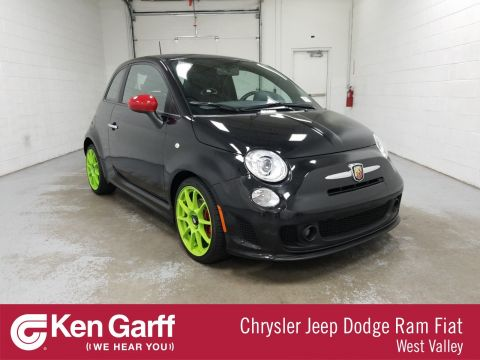Pre-Owned 2012 FIAT 500 Abarth