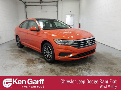 Pre-Owned 2019 Volkswagen Jetta 4DR SDN 1.4 S A