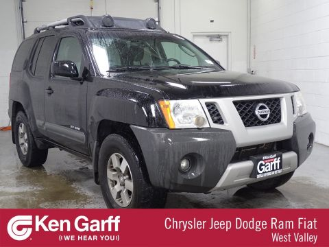 Pre-Owned 2010 Nissan Xterra Off Road