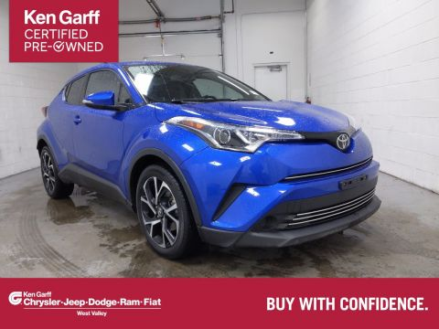 Pre-Owned 2018 Toyota C-HR 4DR SUV XLE FWD