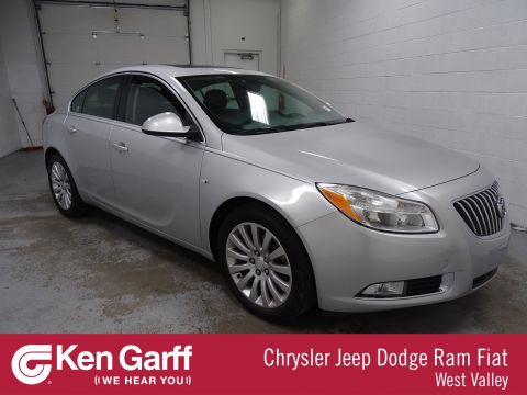 Pre-Owned 2011 Buick Regal CXL RL2
