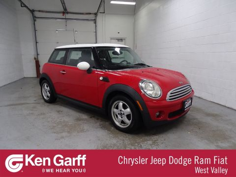 Pre-Owned 2008 MINI Cooper Hardtop Base